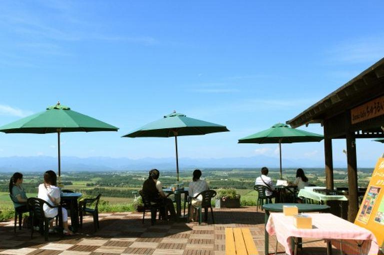 シーニックカフェちゅうるい オープン|北海道の「今」をお届け Domingo -ドミンゴ-
