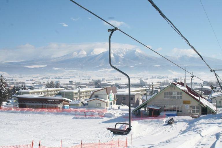 中富良野町 北星山スキー場