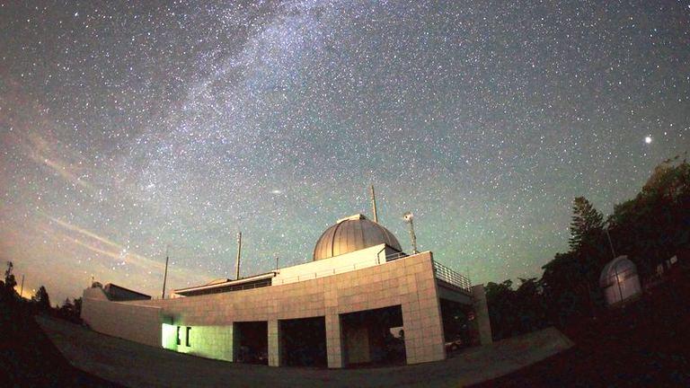 春の大三角と天体観望会|北海道の「今」をお届け Domingo -ドミンゴ-
