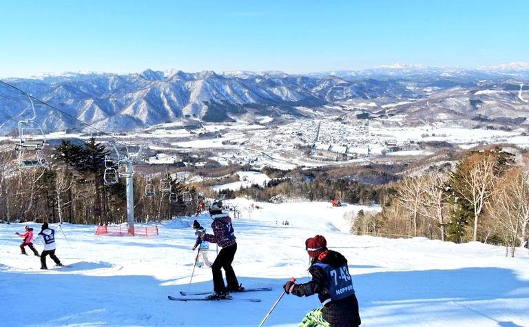日高国際スキー場|北海道の「今」をお届け Domingo -ドミンゴ-