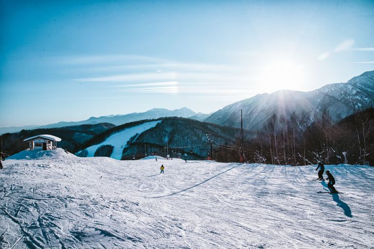 旭ケ丘スキー場