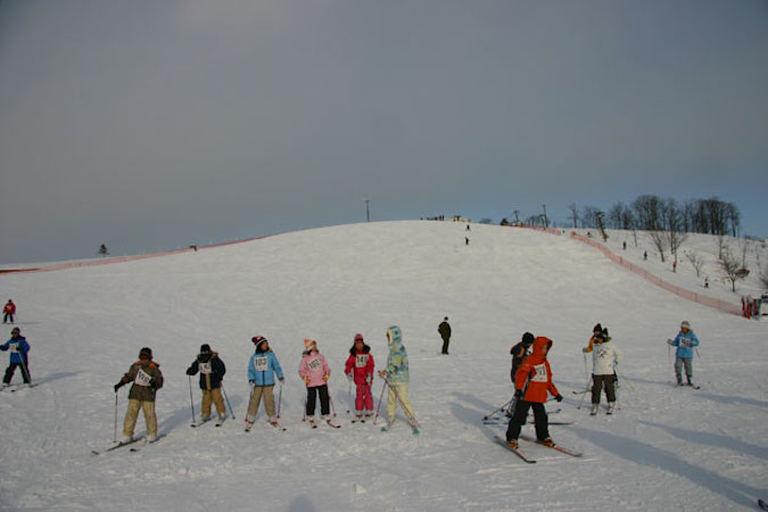 日の出スキー場