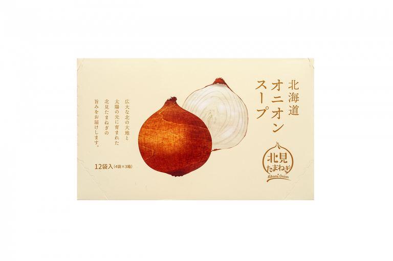北海道オニオンスープ12袋入〈株式会社グリーンズ北見〉【お取り寄せ】|北海道の「今」をお届け Domingo -ドミンゴ-