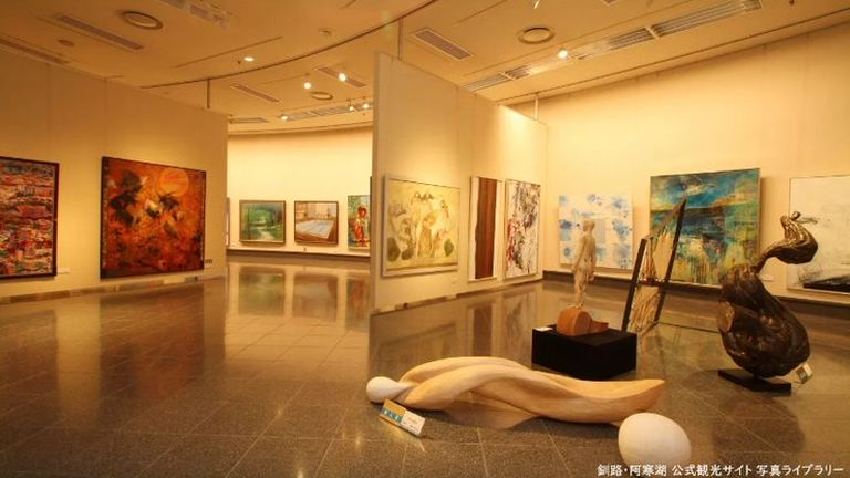 釧路市立美術館  巨匠とパレット 創作の秘密 北海道の「今」をお届け Domingo -ドミンゴ-