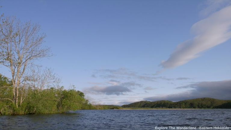 塘路湖 シラルトロ湖 ワカサギ釣り 北海道の「今」をお届け Domingo -ドミンゴ-