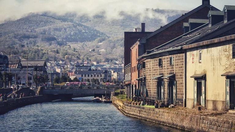 異国情緒溢れる小樽運河など【北海道ミライノート(12)】|Domingo