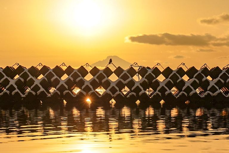 稚内市の幻想的な夕焼け など【北海道ミライノート(29)】|Domingo