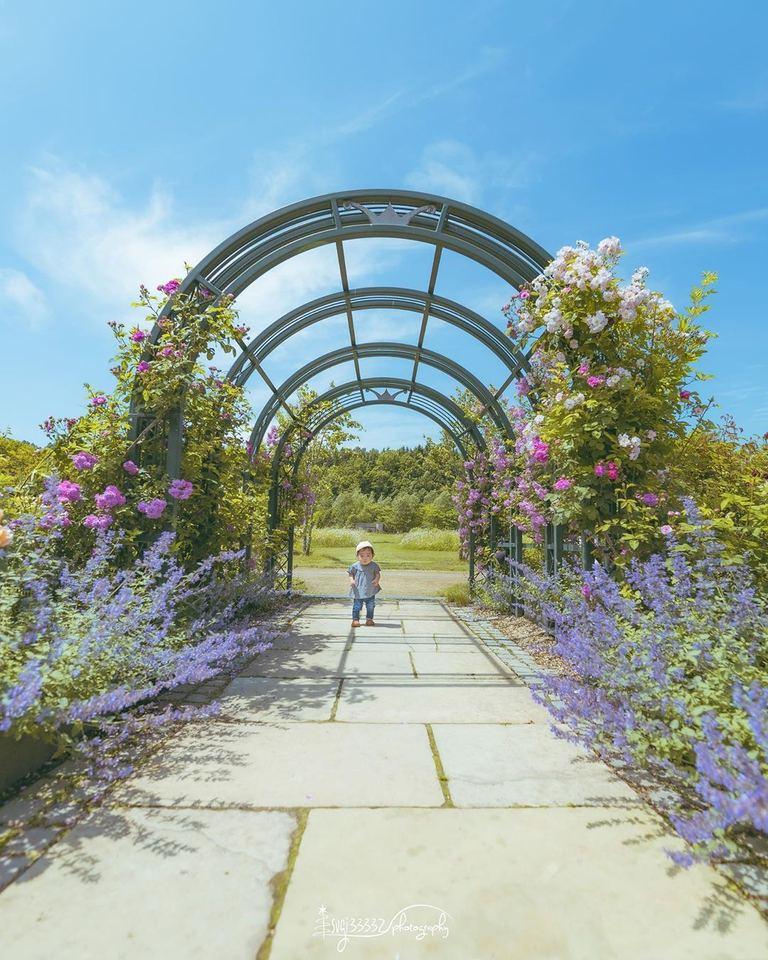 【北海道ミライノート×Domingo】恵庭市の庭園と子ども など