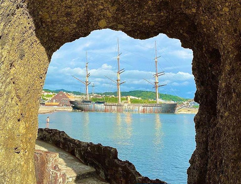 【北海道ミライノート×Domingo】江差町のトンネルと船 など