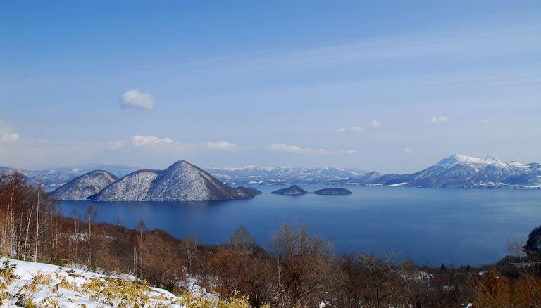 洞爺湖と火山がおりなすジオなみち【シーニックバイウェイ北海道(7)】|Domingo