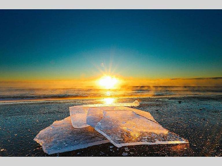 極寒が生み出す美しい世界。「豊頃町の幻想的なジュエリーアイス」など 【北海道ミライノート (49)】|Domingo
