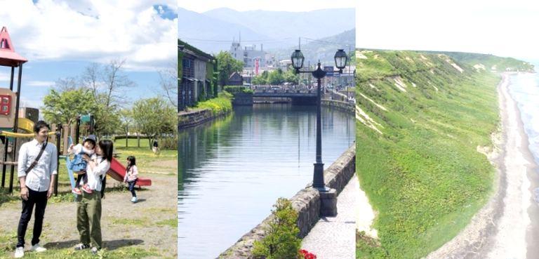 かわいくて癒やされる♪ 南幌町・小樽市・浦幌町のご当地キャラと、まちの魅力をご紹介!|Domingo
