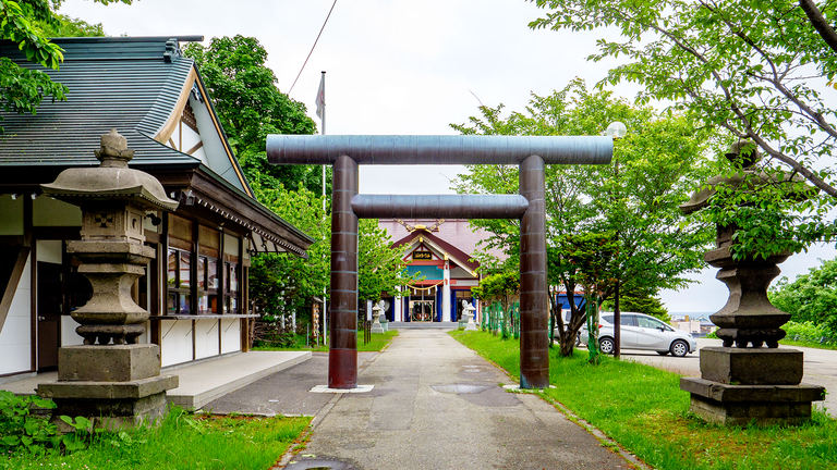 神主さんのいる神社としては最北端「北門神社」で心がほっこり!?|Domingo