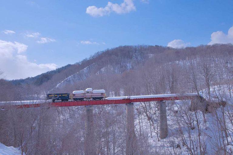 自然と調和する、炭鉱遺産。「芦別鉄道(芦別市)」など 【北海道ミライノート (53)】|Domingo