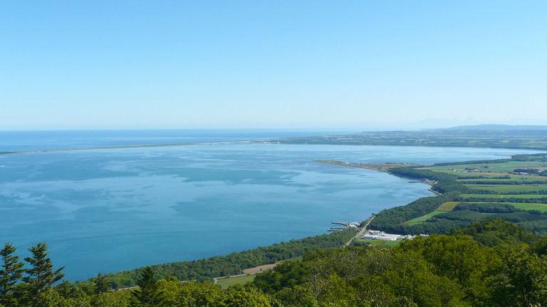 さまざまな展望スポットでサロマ湖の絶景を味わい尽くそう!|Domingo