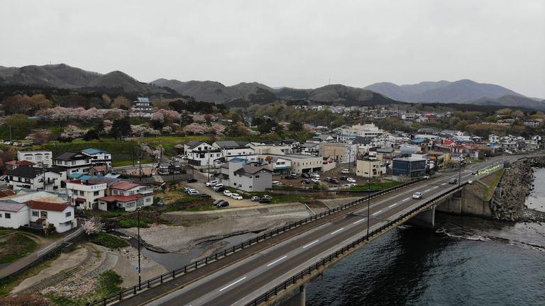 いにしえと城郭と桜を眺める道【シーニックバイウェイ北海道(11)】|Domingo
