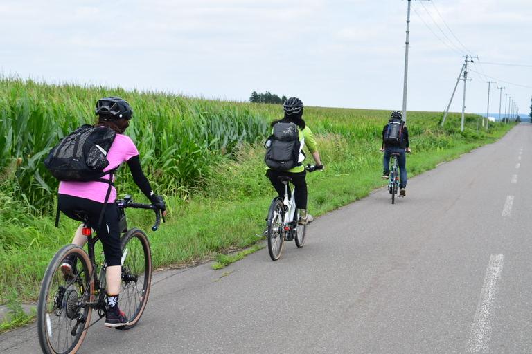 一度参加するとまちのファンに!自転車で「おいしい魅力」を五感で楽しむめむろ散走 Domingo
