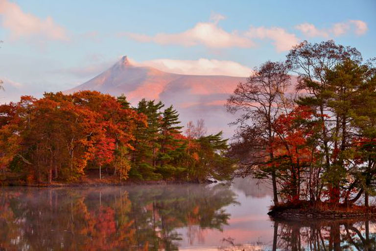 北海道の秋を満喫するならここ!紅葉おすすめスポット道南エリア5選! Domingo
