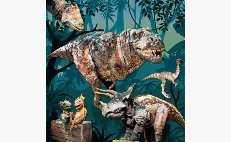 リアル恐竜ショー 恐竜パーク【北見】 北海道の「今」をお届け Domingo -ドミンゴ-