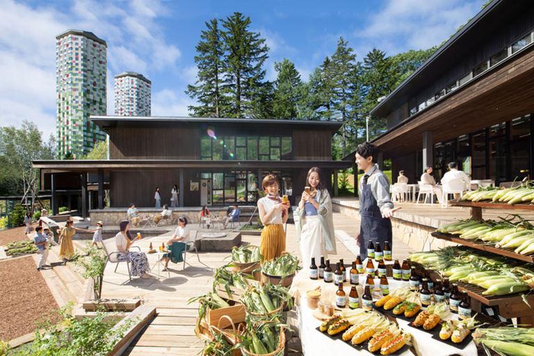 星野リゾート リゾナーレトマム「とうきビアガーデン」|北海道の「今」をお届け Domingo -ドミンゴ-
