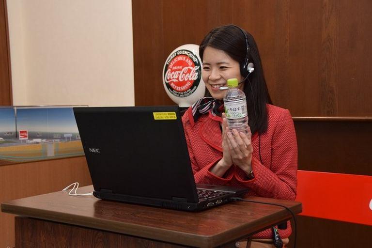北海道コカ・コーラボトリング オンライン工場見学【オンライン】|北海道の「今」をお届け Domingo -ドミンゴ-