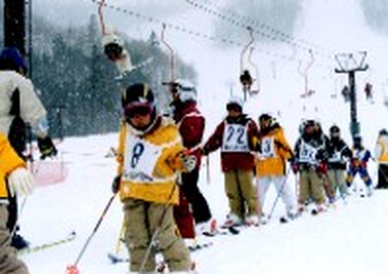 標津町 町営金山スキー場|北海道の「今」をお届け Domingo -ドミンゴ-